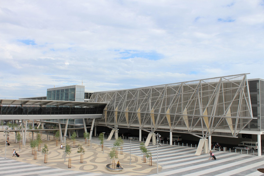 Gkdmetalfabrics blog stainless steel mesh helps for Architecture firms adelaide