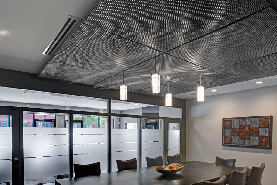 Commercial drop ceiling tiles