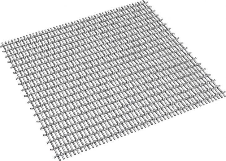 GKDMETALFABRICS | Ellipse 52 stainless steel wire mesh wall and ...
